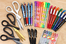 New Products: Pilot Multi Ball, EnerGel Deluxe, Sakura Photo Pens, Scissors, and More!