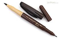 Sailor Fude Nagomi Brush Pen - Standard Model - Double-Sided Fine/Medium - SAILOR 27-3201-020