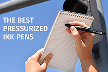 Guide to Pressurized Space Pens
