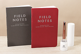 Pen Perks: Field Notes Arts and Sciences + Ageless Future Gel Ink Pen Giveaway
