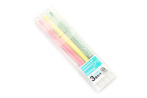 Sakura Line Marker OA1 Highlighter - 3 Color Set - SAKURA VK-3