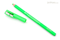 Kutsuwa HiLiNE Highlighter Pencil - Green - KUTSUWA RF017GR-220