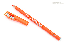 Kutsuwa HiLiNE Highlighter Pencil - Orange - KUTSUWA RF017OR-220