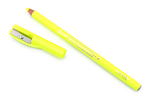 Kutsuwa HiLiNE Highlighter Pencil - Yellow - KUTSUWA RF017YE-220
