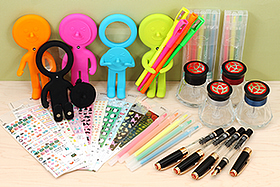New Products: Planner Stickers, Light Man Magnifiers, Highlighters, and More!