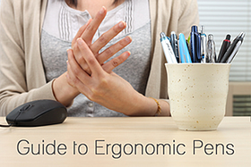 Guide to Ergonomic Pens