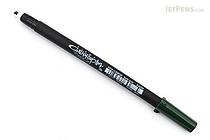 Sakura Pigma Calligrapher Pen - 3.0 mm - Hunter Green - SAKURA XSDK-C30-230