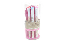 Sakura Decorese Gel Pen - 5 Color Set - Pastel Fruity - SAKURA DB206P5A