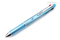 Pilot Dr. Grip 4+1 4 Color 0.5 mm Ballpoint Multi Pen + 0.5 mm Pencil - Ice Blue Body - PILOT BKHDF1SEF-IL