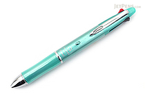 Pilot Dr. Grip 4+1 4 Color 0.5 mm Ballpoint Multi Pen + 0.5 mm Pencil - Mint Green Body - PILOT BKHDF1SEF-MG