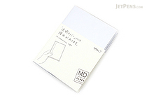 """Midori MD Notebook Cover - Clear - 4"""" x 6"""" - MIDORI 49358-006"""