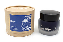 Sailor STORiA Night Blue Ink - Pigment - 30 ml Bottle - SAILOR 13-1502-240