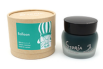 Sailor STORiA Pigment Ink - 30 ml Bottle - Balloon Green - SAILOR 13-1502-260