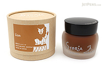 Sailor STORiA Lion Light Brown Ink - Pigment - 30 ml Bottle - SAILOR 13-1502-278
