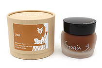 Sailor STORiA Pigment Ink - 30 ml Bottle - Lion Light Brown - SAILOR 13-1502-278