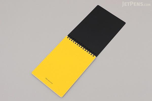 Maruman Mnemosyne N196A Special Memo Notepad - B6 - 7 mm Rule - MARUMAN N196A
