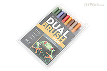 Tombow ABT Dual Brush Pen - 10 Pen Set - Secondary - TOMBOW 56168