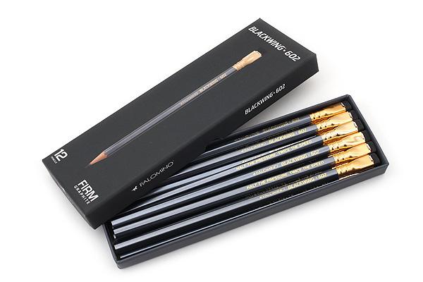 Palomino Blackwing Pencil - 602 - Pack of 12 - PALOMINO 103781