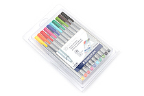 Staedtler Triplus Fineliner Pen - 0.3 mm - 10 Color Set - STAEDTLER 334 SB10CS