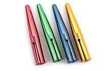 Kutsuwa Stad Aluminum Pencil Caps - Pack of 4 - Color - KUTSUWA RB004-150
