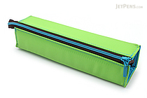 Kokuyo C2 Tray Type Pencil Case - Slim - Light Green - KOKUYO F-VBF140-3