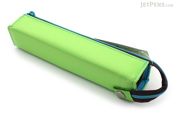 Kokuyo C2 Tray Type Pencil Case - Slim - Light Green - KOKUYO F-VBF140-3