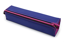 Kokuyo C2 Tray Type Pencil Case - Slim - Purple - KOKUYO F-VBF140-6