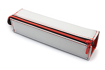 Kokuyo C2 Tray Type Pencil Case - Slim - Gray - KOKUYO F-VBF140-5