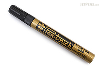 Sakura Pen-Touch Paint Marker - Medium Point 2.0 mm - Gold - SAKURA 41501
