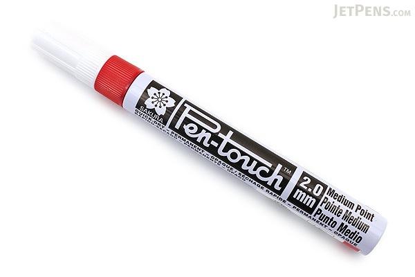Sakura Pen-Touch Paint Marker - Medium Point 2.0 mm - Red - SAKURA XPFKA#19