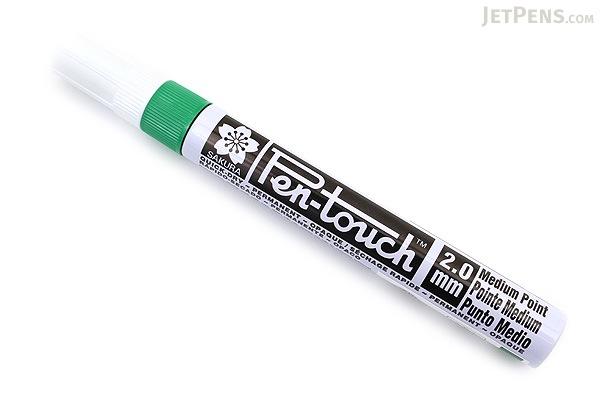 Sakura Pen-Touch Paint Marker - Medium Point 2.0 mm - Green - SAKURA XPFKA#29