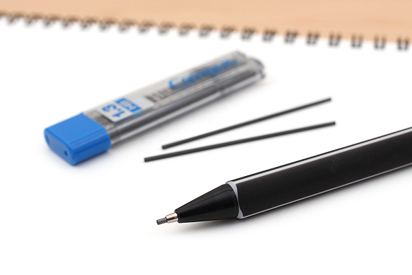 Kokuyo Enpitsu Mechanical Pencil - 1.3 mm - Black Body - KOKUYO PS-P101D-1P