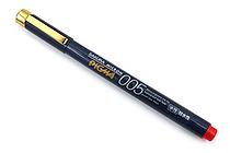 Sakura Pigma Micron Pen - ESDK005 - Size 005 - Red - SAKURA ESDK005#19