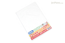 Kyoei Orions Soft Clear Shitajiki Writing Board - A4 - KYOEI No. 1204