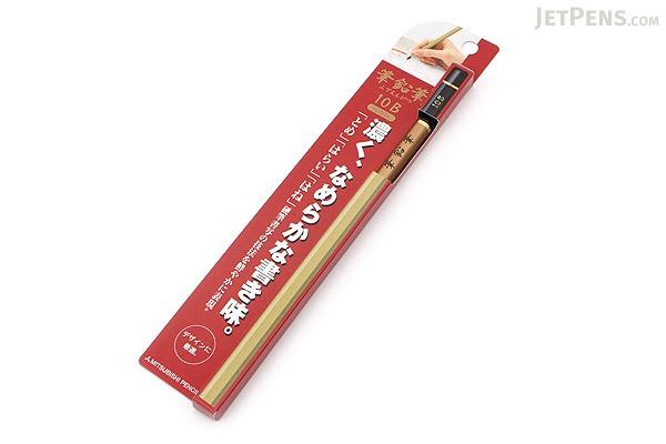 Uni Mitsubishi Brush Pencil - 10B - UNI H.FE10B