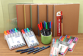 New Products: Back to Basics with Notebooks, Sakura Pigma Micron Pens, Markers, Writing Boards, Pencils, and More!