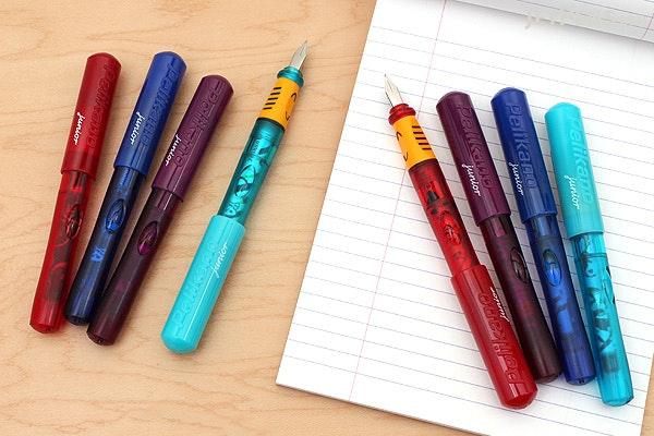 Pelikan Pelikano Junior Fountain Pen P68L - Blue - Left-Handed - PELIKAN 940916