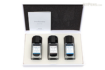 Pilot Iroshizuku Ink - 3 Color Set A - 15 ml Bottles - PILOT INK-15-3C-A
