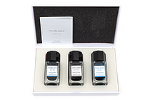 Pilot Iroshizuku Mini Ink - 15 ml - 3 Color Set A - PILOT INK-15-3C-A