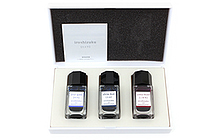 Pilot Iroshizuku Ink - 3 Color Set B - 15 ml Bottles - PILOT INK-15-3C-B