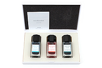 Pilot Iroshizuku Mini Ink - 15 ml - 3 Color Set C - PILOT INK-15-3C-C
