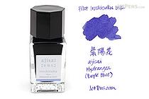 Pilot Iroshizuku Ajisai Ink (Hydrangea) - 15 ml Bottle - PILOT INK-15-AJ