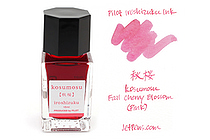 Pilot Iroshizuku Mini Ink - 15 ml - Kosumosu Fall Cherry Blossom (Pink) - PILOT INK-15-KM