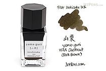 Pilot Iroshizuku Yama-guri Ink (Wild Chestnut) - 15 ml Bottle - PILOT INK-15-YG