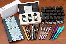 New Products: Mini Iroshizuku Inks, Classic Fountain Pens, Beginner Fountain Pens, and More!