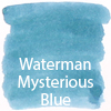 Waterman Mysterious Blue