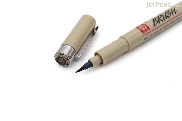 Sakura Pigma Brush Pen - Sepia Ink - SAKURA XSDKBR-117