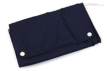 Kokuyo Bizrack Bag in Bag - 2 Way Pouch - A5 - Navy - KOKUYO KAHA-BR22B