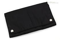 Kokuyo Bizrack Bag in Bag - 2 Way Pouch - A5 - Black - KOKUYO KAHA-BR22D