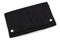 Kokuyo Bizrack Bag in Bag - 2 Way Pouch - A5 - Black - KOKUYO KAHA-BR22D
